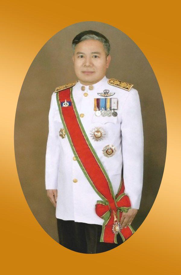 นายกมล เชียงวงค์ สิงห์แดงรุ่น 33 ผู้ว่าราชการจังหวัดพะเยา กระทรวงมหาดไทย